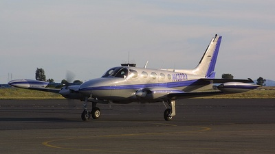 N432RA - Cessna 340A - Private