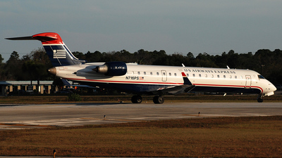 N716PS - Bombardier CRJ-701 - US Airways Express (PSA Airlines)