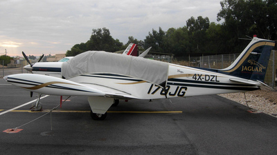 4X-DZL - Beechcraft A36 Bonanza - Private