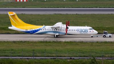 F-WWEQ - ATR 72-212 - BQB Líneas Aéreas