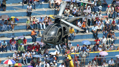 45 - McDonnell Douglas MD-500E - El Salvador - Air Force