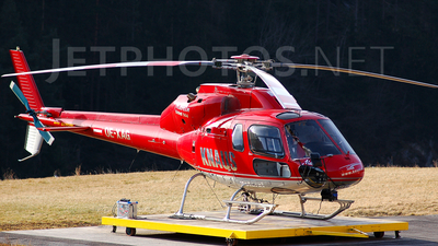 OE-XAG - Eurocopter AS 355F1 TwinStar - Knaus Helicopter