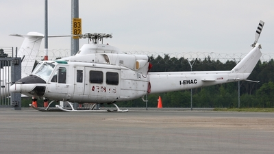 I-EHAC - Agusta-Bell AB-412 - Private