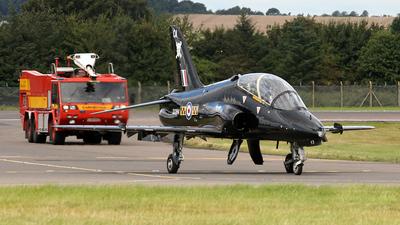 XX284 - British Aerospace Hawk T.1A - United Kingdom - Royal Air Force (RAF)