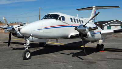 C-FWWQ - Beechcraft 200 Super King Air - West Wind Aviation
