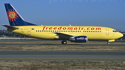 ZK-SJC - Boeing 737-3U3 - Freedom Air