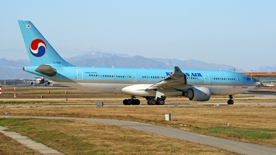 HL7539 - Airbus A330-223 - Korean Air