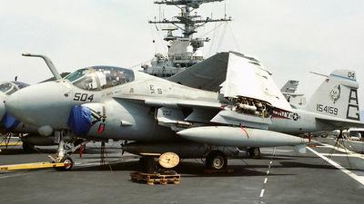 154159 - Grumman A-6E Intruder - United States - US Navy (USN)