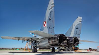 42 - Mikoyan-Gurevich MiG-29UB Fulcrum - Poland - Air Force