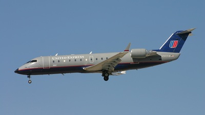 N910SW - Bombardier CRJ-200ER - United Express (SkyWest Airlines)