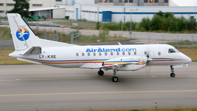 LY-KXE - Saab 340A - Air Åland