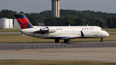 N853AS - Bombardier CRJ-200ER - Delta Connection (Atlantic Southeast Airlines)