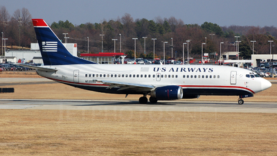 N530AU - Boeing 737-3B7 - US Airways
