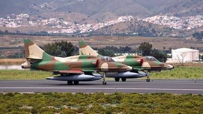 - McDonnell Douglas A-4H Skyhawk - Israel - Air Force