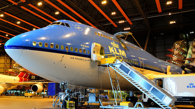 PH-BFK - Boeing 747-406(M) - KLM Royal Dutch Airlines