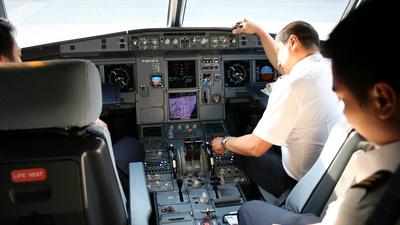 RP-C8388 - Airbus A320-214 - Airphil Express