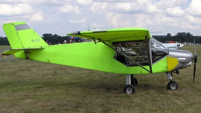 OO-A53 - Rans S-6ES Coyote II - Private