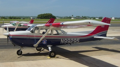 A picture of N99295 - Cessna 172P Skyhawk - Civil Air Patrol - © Jordan