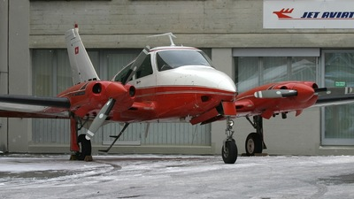 A picture of HBLFP - Cessna T310P - [310P0207] - © Karl Haller