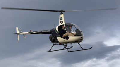 ZK-HFO - Robinson R22 Mariner II - Private