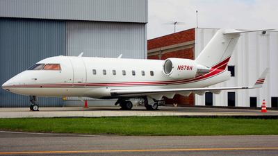 A picture of N876H -  - [] - © Luiz Augusto B. Fernandes