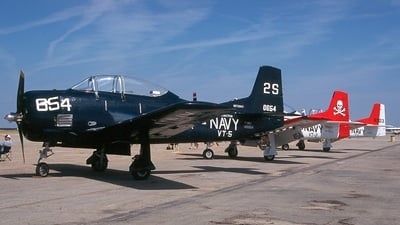 NX75947 - North American T-28C Trojan - Private