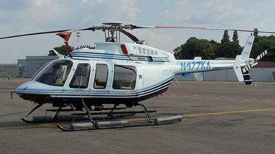 N477KA - Bell 407 - Private