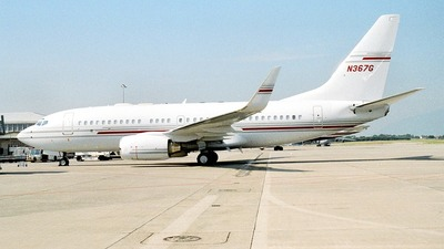 N367G - Boeing 737-75V(BBJ) - Private