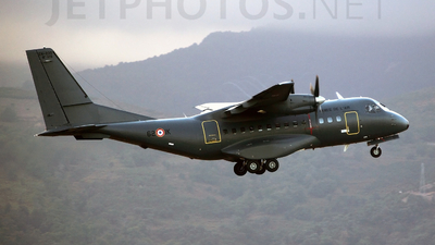 128 - IPTN CN-235-220 - France - Air Force