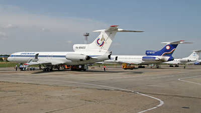 URKK - Airport - Ramp