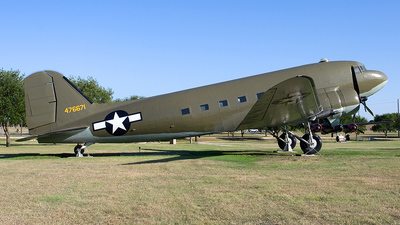 44-76671 - Douglas VC-47D Skytrain - United States - US Army Air Force (USAAF)