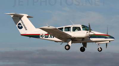 CS-AVL - Beechcraft 76 Duchess - Aerocondor