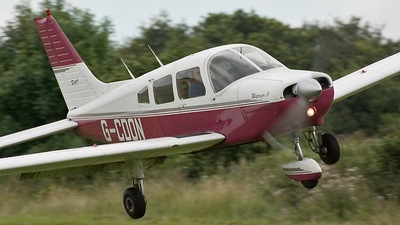 G-CDON - Piper PA-28-161 Warrior II - Private