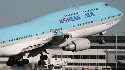 HL7494 - Boeing 747-4B5 - Korean Air
