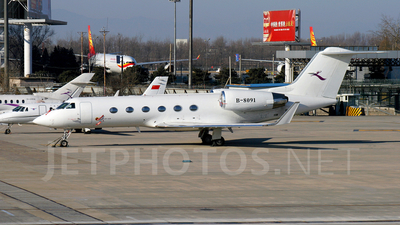 B-8091 - Gulfstream G-IV - Deer Jet