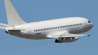ZS-SIK - Boeing 737-244(Adv) - Untitled