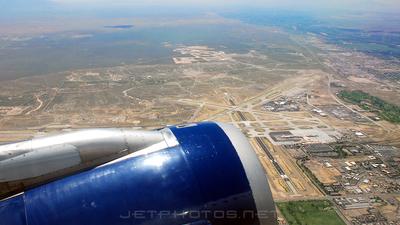 N622AW - Airbus A320-231 - US Airways