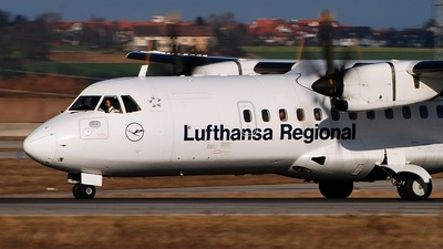 D-BMMM - ATR 42-500 - Lufthansa Regional (Contact Air)