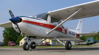 HA-WAK - Reims-Cessna FA152 Aerobat - Private