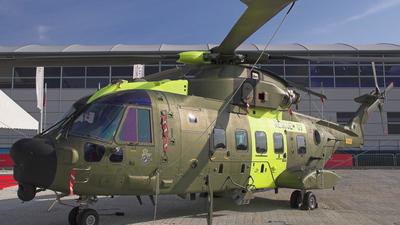 M-503 - Agusta-Westland EH-101 Merlin - Denmark - Air Force