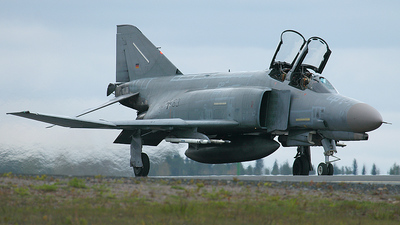 38-63 - McDonnell Douglas F-4F Phantom II - Germany - Air Force