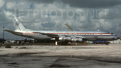 PH-DCT - Douglas DC-8-55(CF) - Rich International Airways