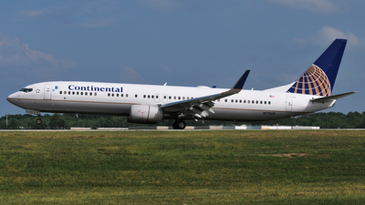 N77431 - Boeing 737-924ER - Continental Airlines