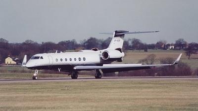 VP-BGN - Gulfstream G550 - Private