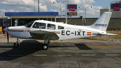 A picture of ECIXT - Piper PA28 161 Warrior III - [2842205] - © Pere Davesa - IBERIAN SPOTTERS