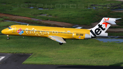 VH-YQH - Boeing 717-231 - Jetstar Airways