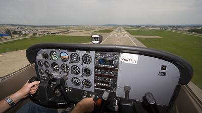 N867LA - Cessna 172S Skyhawk SP - Private