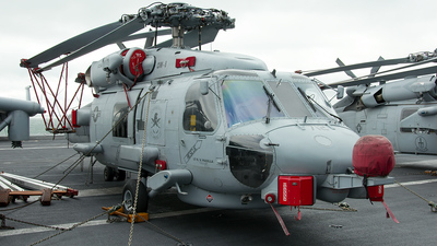 166558 - Sikorsky MH-60R Seahawk - United States - US Navy (USN)