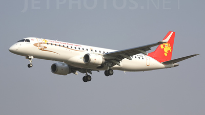 B-3151 - Embraer 190-100IGW - Grand China Express