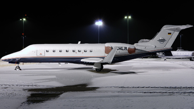 D-CHLM - Bombardier Learjet 45 - Private